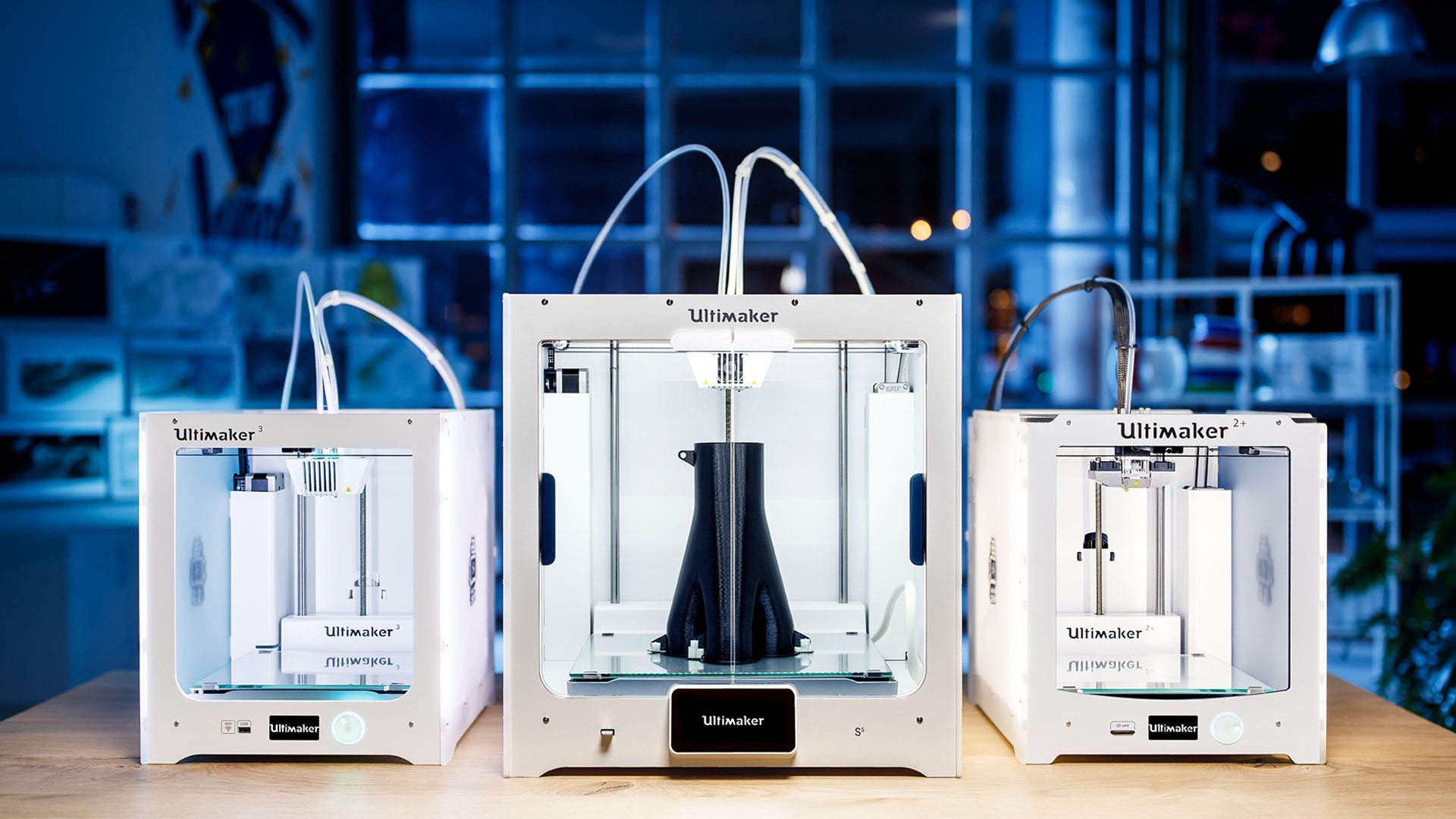 Distribuidor oficial de Ultimaker