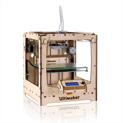 ultimaker ORIGINAL+ : Impresora 3D fabricada por Ultimaker
