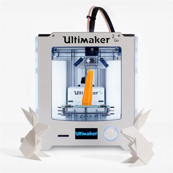 ultimaker 2 go impresora 3d fabricada por ultimaker. Black Bedroom Furniture Sets. Home Design Ideas